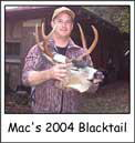 Don Mcadams Blacktail Buck