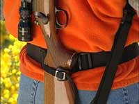 Compact Rifle Holster